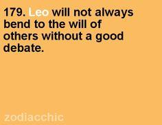 leo characteristics