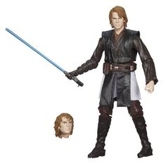 Star Wars The Black Series Anakin Skywalker Figure  6 Inch >>> You can get additional details at the image link.Note:It is affiliate link to Amazon.