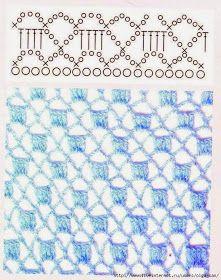 Watch This Video Beauteous Finished Make Crochet Look Like Knitting (the Waistcoat Stitch) Ideas. Amazing Make Crochet Look Like Knitting (the Waistcoat Stitch) Ideas. Filet Crochet, Crochet Stitches Chart, Crochet Motifs, Crochet Diagram, Knitting Stitches, Crochet Patterns, Irish Crochet, Easy Crochet, Crochet Paisley