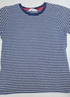 Kaufe meinen Artikel bei #Mamikreisel http://www.mamikreisel.de/kleidung-fur-jungs/kurzarmelige-t-shirts/25431625-t-shirt-von-hm-graublau-gr-110116-top