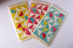 Etsy Friday Finds: retro and geometric patterns | The Wallflower | an SFGate.com blog