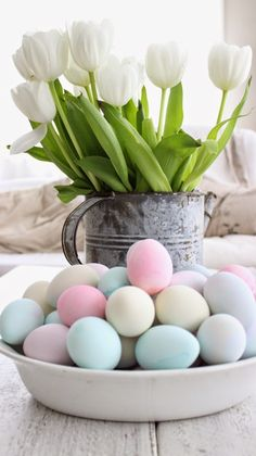 Who is ready for spring?? I know I am! I do not have my Spring/Easter decorations up yet but I wanted to give you all some great ideas in case you wanted to start your decorating. Today I am going to share with you how to create an Easter vignette showing you different examples of...Read More »