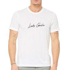 39b402f7e5a92 LUCKY GAMBLER LOGO - Lucky Gambler® Men s T-Shirt