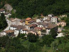 Perticano, les Marches, Italie