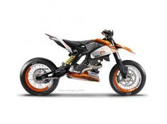 KTM Supermoto concept