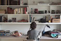 shelf space