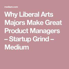 Liberal Arts major world reviews