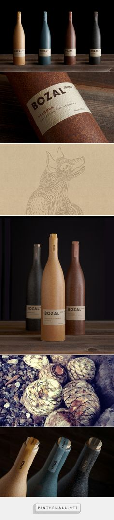 Bozal Mezcal Spirits Packaging by Swig Studio | Fivestar Branding Agency – Design and Branding Agency & Curated Inspiration Gallery
