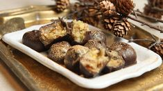 Konfekt i siste liten Christmas And New Year, Cereal, Muffin, Food And Drink, Sweets, Dessert, Chocolate, Breakfast, Recipes