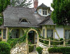 Fairytale home - Carmel, Ca
