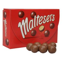 Maltesers: some sweeties never die. This cinder-toffee derivative was popular way back in the Victorian era. Maltiness, removes the harsher notes of cinder, and coating in decent quality chocolate offers a sup, or crunch choice. These hard-to-beat-treats are best served from a box. It has a resealable lid, but you won't need it.