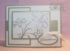 One Sketch ... Three Cards! by gbarron - Cards and Paper Crafts at Splitcoaststampers