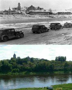 Then& Now Staritsa, Soviet Union