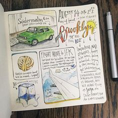 Say yes to penmanship porn. Sketch Journal, Art Journal Pages, Art Journals, Travel Scrapbook, Scrapbook Pages, Pretty Handwriting, Hand Lettering Fonts, Typography, Travel Sketchbook