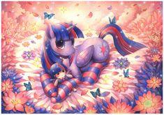 Commission : Twilight Sparkle by emperpep.deviantart.com on @DeviantArt