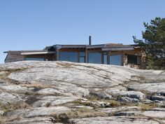 Villa Krona / Helin & Co Architects, on Kimitö island outside Helsinki, Finland