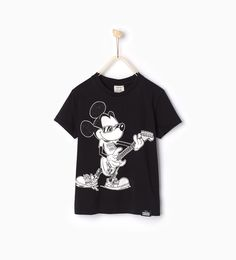 """""""Mickey Mouse"""" T 恤"""