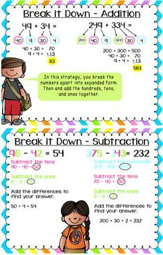 ADDING AND SUBTRACTING WITH BASE TEN BLOCKS free worksheets ...