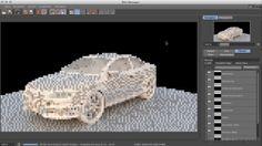 NUKE 7 - Relighting Workflow - Tutorial 03 von 06 - In dieser Tutorial-Re. Maxon Cinema 4d, 3d