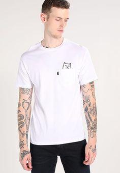 RIPNDIP LORD NERMAL  - T-shirt z nadrukiem - white za 169 zł (03.12.17) zamów bezpłatnie na Zalando.pl.