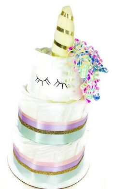 Unicorn centerpieces whimsical baby shower centerpieces