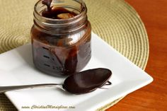 Scientifically Sweet: Homemade Hot Fudge Sauce