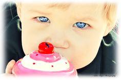 Cupcake photo...