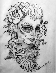 Franko Anglas - Artista Tattoo Art Gallery