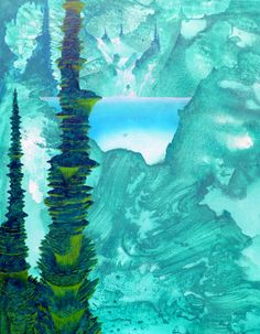 Roger Dean - Journey to the Center of the Earth