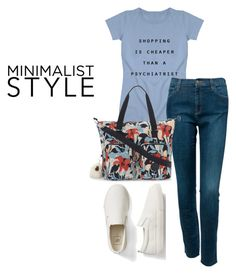minimal by laricaldieri on Polyvore featuring polyvore, moda, style, Gucci, Gap, Kipling, fashion and clothing