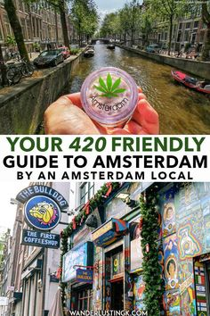 Curious about trying marijuana in Amsterdam? Read this insider's guide to Amsterdam written by an Amsterdammer who has worked in the coffeeshops, including the best coffeeshops in Amsterdam to visit and tips for experiencing cannabis in Amsterdam! Amsterdam Shopping, Visit Amsterdam, Amsterdam City, Amsterdam Travel, Amsterdam Netherlands, Holland Netherlands, Holiday In Amsterdam, Amsterdam Photos, Amsterdam Things To Do In