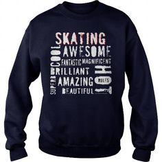 I Love SKATERS RULE SKATE SKATEBOARDING SKATEBOARDER SKATEBOARD Girl Boy Dad Mom Man Men Woman Women T shirts