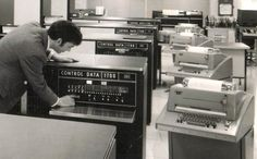 Control Data 1700.