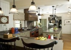 Camp Blogett-Kitchen