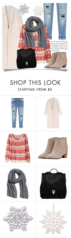 """""""We never go out  of style"""" by andreastoessel ❤ liked on Polyvore featuring Acne Studios, Golden Goose, H&M and Proenza Schouler"""