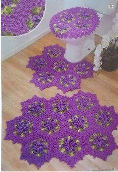 Curso Practico de Juego de Baño a Crochet Parte 1 Paso a Paso – Aprende Con Diana
