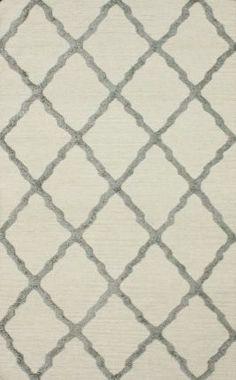 Rugs USA Kilim Trellis DH09 Flatwoven Grey Rug