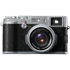 Fujifilm FinePix X100 Digital Camera - Looking for the digital equivalent of an old-school rangefinder camera? >>> Wouldn't this be so fun to travel with??!!