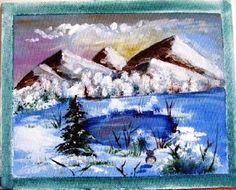 Scenic Scenes Course - Winter Scene