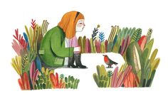 felicita sala illustration: storytime magazine