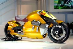 Suzuki BiPlane bike concept