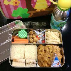My Epicurean Adventures: Volunteering at School Wednesday Lunch #3 @LunchBots