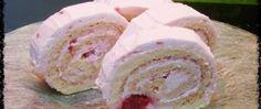Recept Šlehačková roláda s malinami Christmas Baking, Vanilla Cake, Food, Top Recipes, Whipped Cream, Raspberries, Bakken, Eten, Christmas Cookies