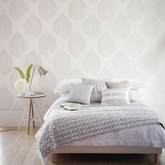 Harlequin - Designer Fabrics and Wallcoverings | Products | British/UK Fabrics and Wallpapers | Leaf (HMOT110375) | Momentum Wallcoverings Volume 2