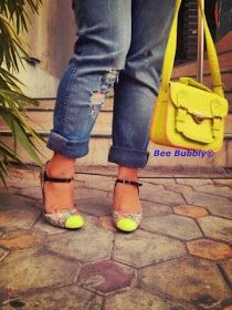 The Sister Act: New DIY: L.O.L. Shoes!!