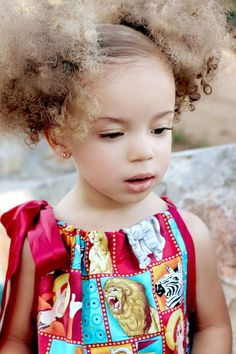 biracial children,