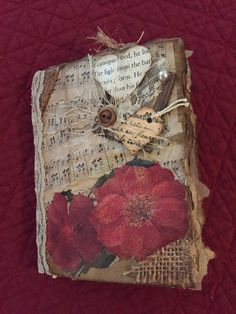 Excited to share the latest addition to my #etsy shop: Mini junk journal