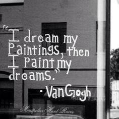 I love van Gogh