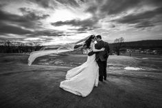 #bigday #bride #groom #wedding #sky #wind #photography #anthonyziccardistudios