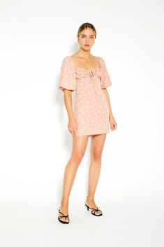 Cosette Dress Floral – Lulu & Rose Rose Dress, Winter Dresses, Hue, Fashion Forward, Most Beautiful, Label, Cold Shoulder Dress, Women Wear, Feminine